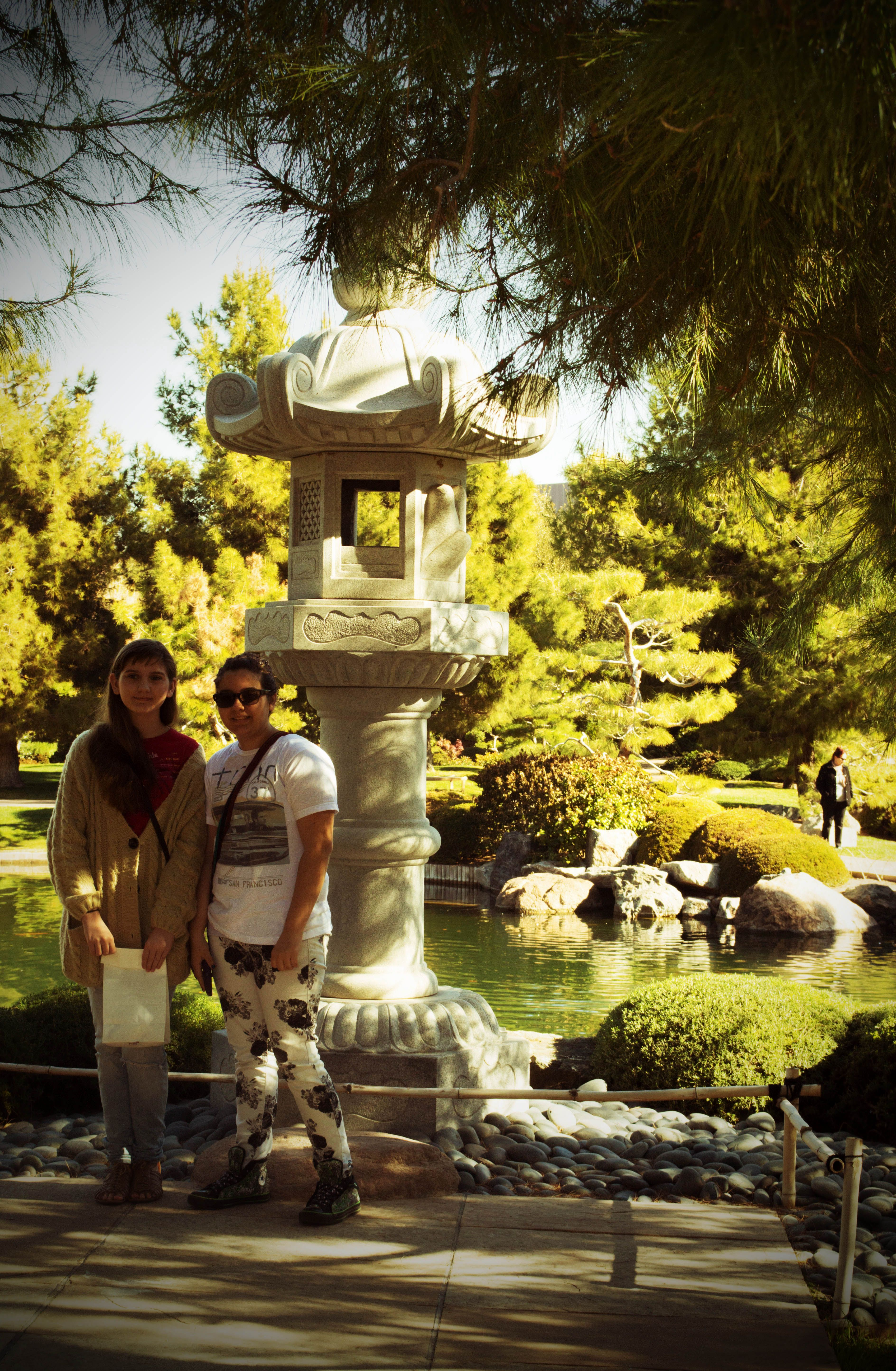 Japanese Friendship Garden, Phoenix, Arizona