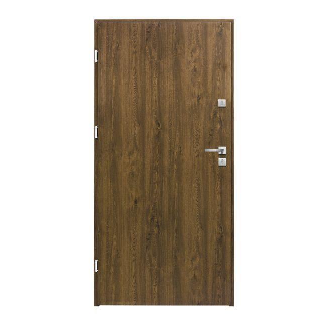 Drzwi Zewnetrzne Stalowe Basic 80 Lewe Orzech Tall Cabinet Storage Home Decor Storage Cabinet