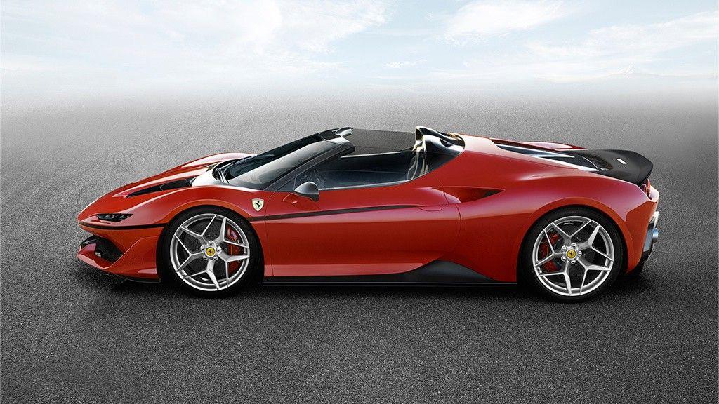 World Premiere of the Ferrari J50 - Ferrari.com