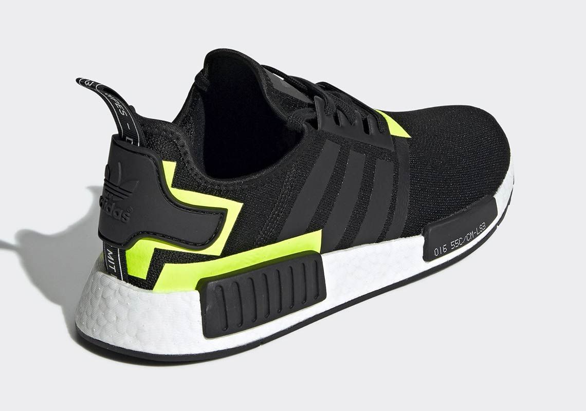 eecc4e64bb1f1 The adidas NMD R1 Colorblock Arrives In New Styles For February ...