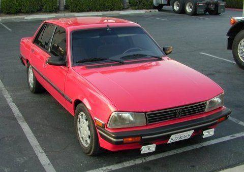 bat exclusive 1987 peugeot 505 turbo s survivor peugeot pinterest peugeot turbo s and cars. Black Bedroom Furniture Sets. Home Design Ideas