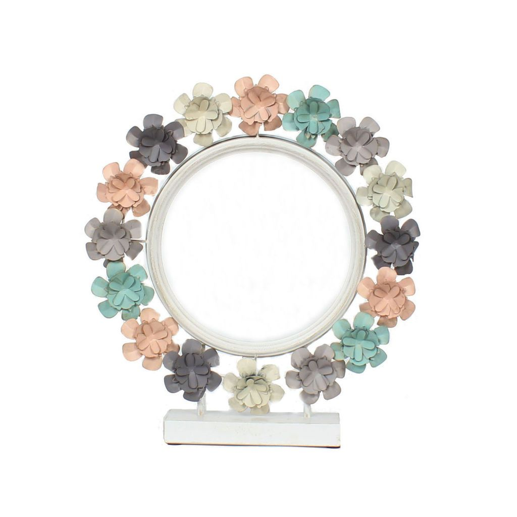 Get The Floral Tabletop Mirror By Ashland® At Michaels.com. Beautify Your  Vanity