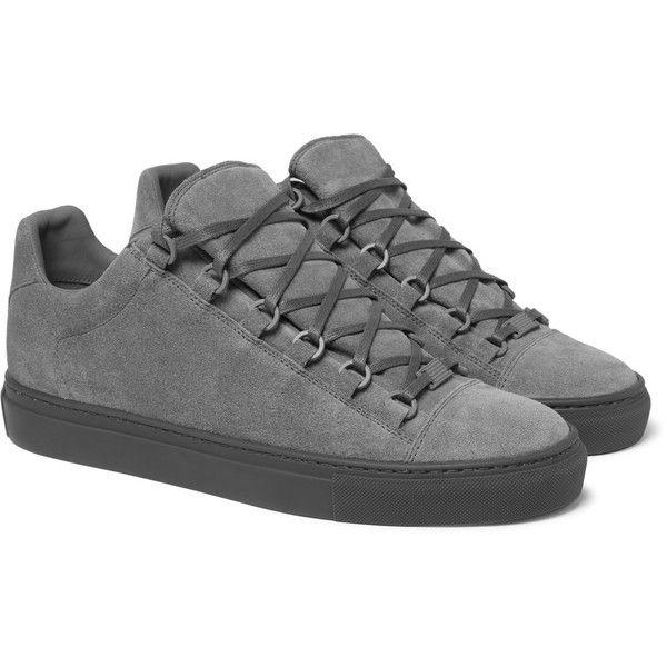balenciaga sneakers mens grey