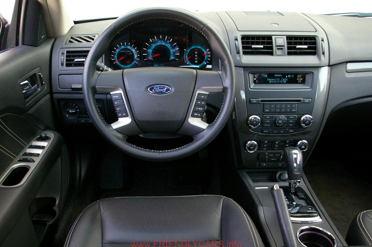 Nice Ford Fusion 2011 Interior Car Images Hd Ford Fusion
