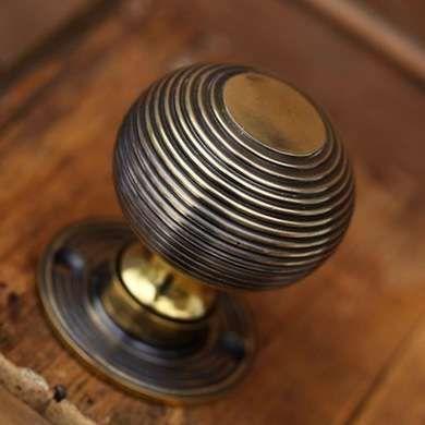 Metal Door Knobs - Door Knob Ideas - 12 Stunning Styles for Interior Doors - Bob Vila
