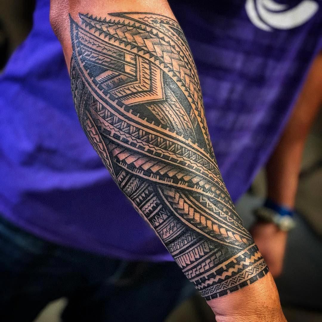 Polynesian Tattoos Arm Tattoos For Guys Tribal Forearm Tattoos Maori Tattoo