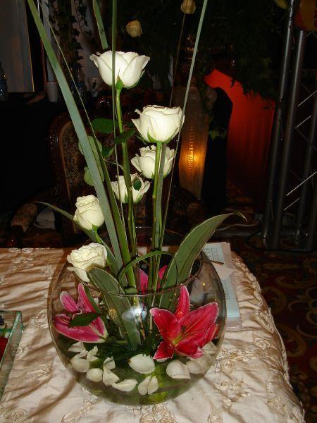 Arreglos de flores naturales para centros de mesa imagui - Arreglo de flores naturales ...