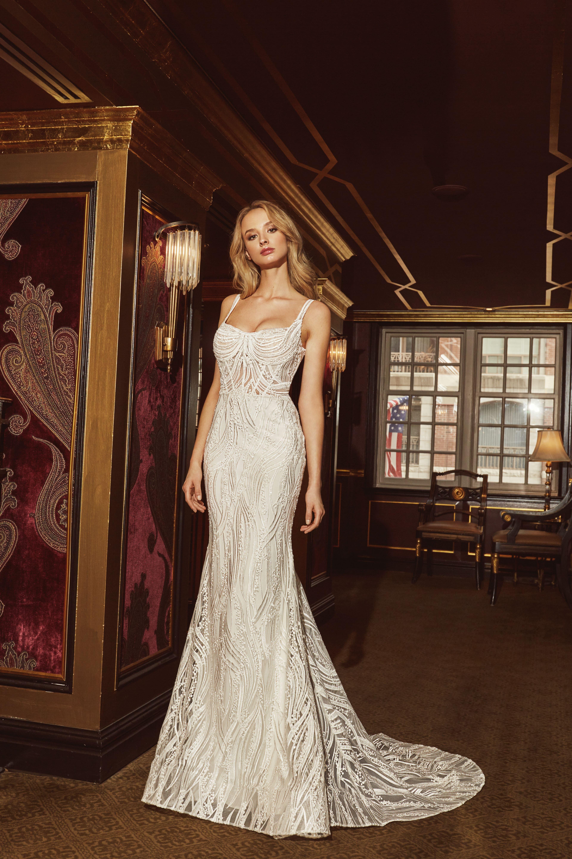 Style 18235 Kayla Casual wedding dress, Online wedding