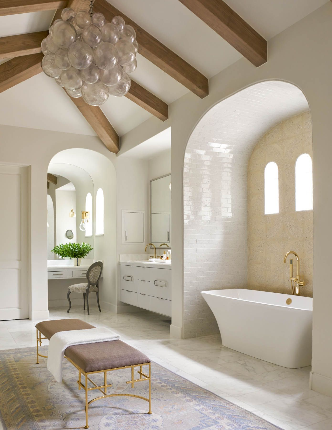 Pin By Gail Macke On Bathrooms - Pinterest - Alcove,
