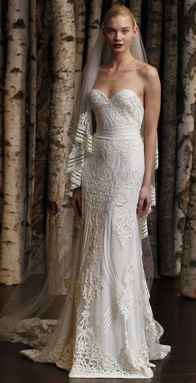 NAEEM KHAN BRIDAL.  If i got married all over again, I would wear this!