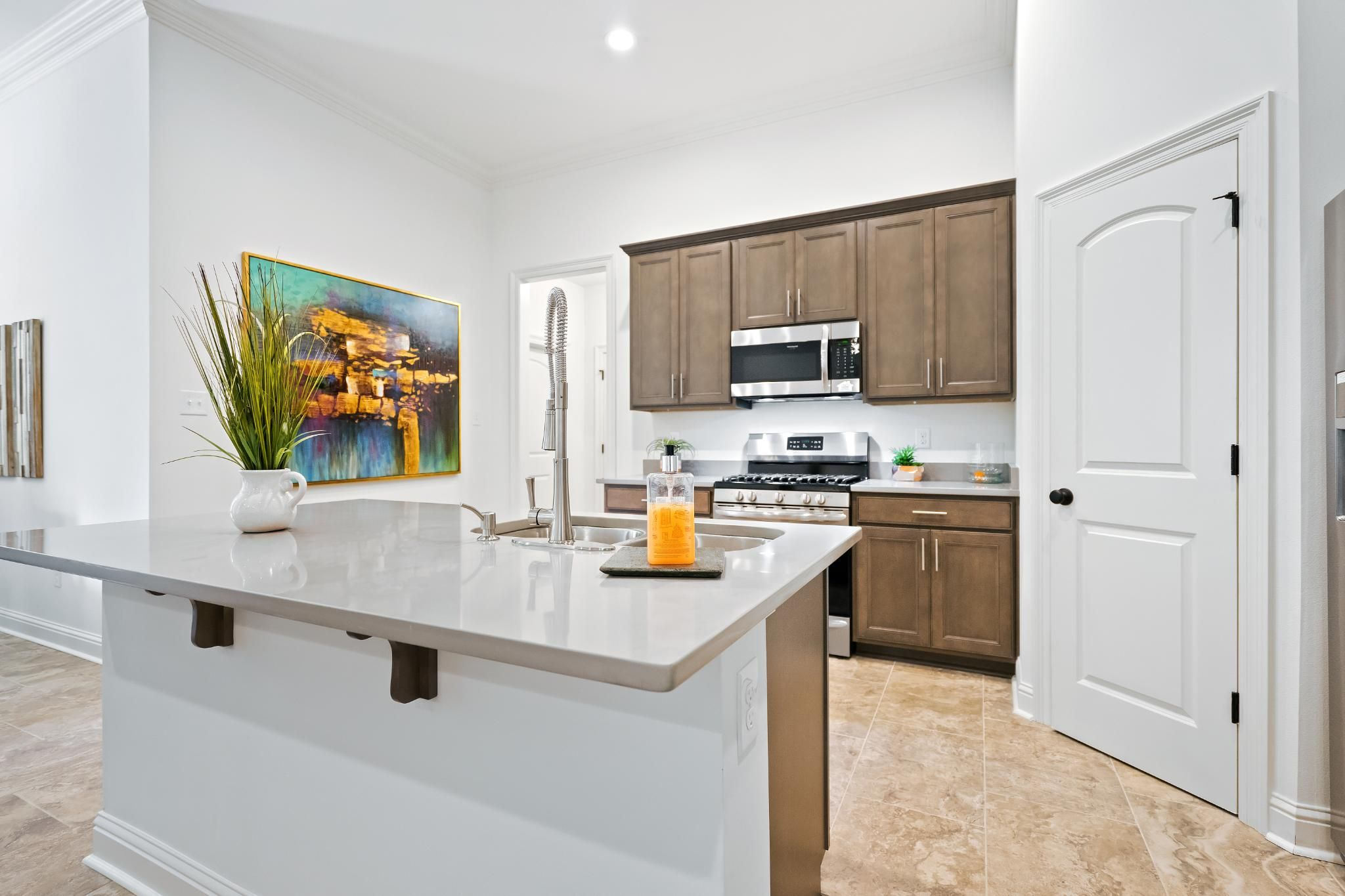 jackson court model home  reims iv a floor plan  new