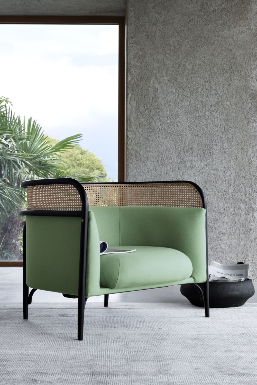 Lounge Sessel Thonet Targa Lounge By Gamfratesi For Gebrüder Thonet Vienna Flodeau
