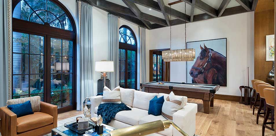 Marc-Michaels, a Residential Interior Design firm, has long been ...