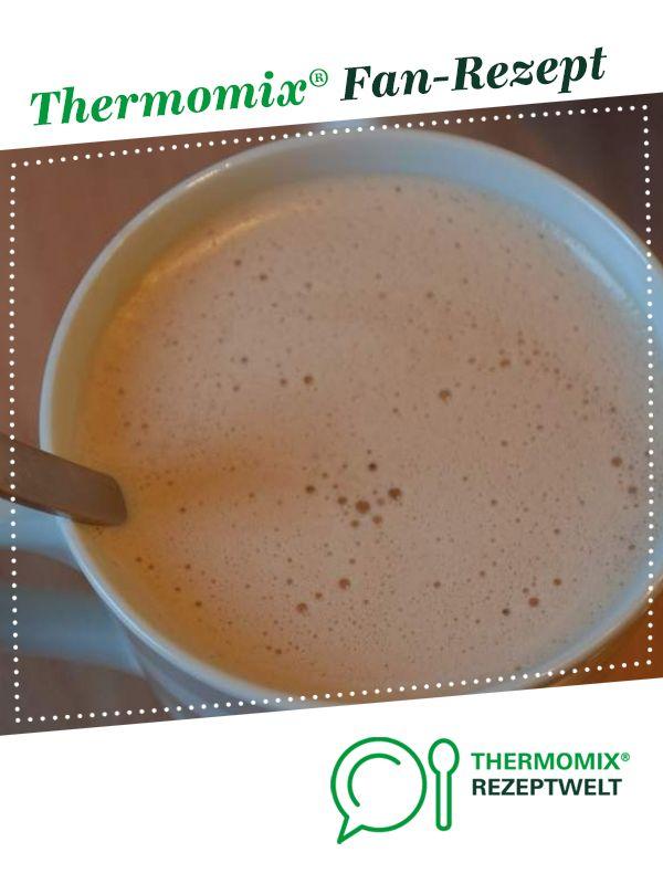 Schoko-Cappuccino #easylemonaderecipe