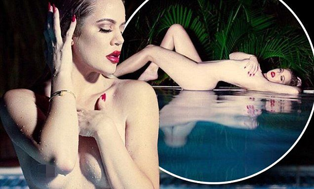 Khloe Kardashian Nude Pictures