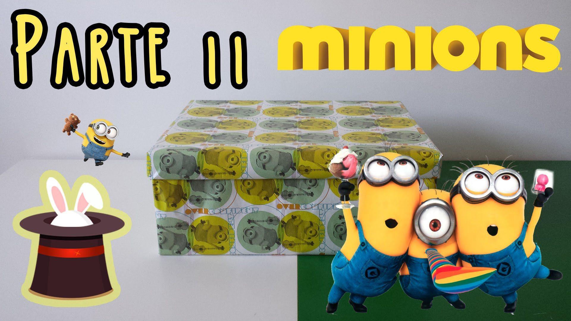 Caja De Los Juguetesparte Minions Sorpresa 2 H2IWD9EY