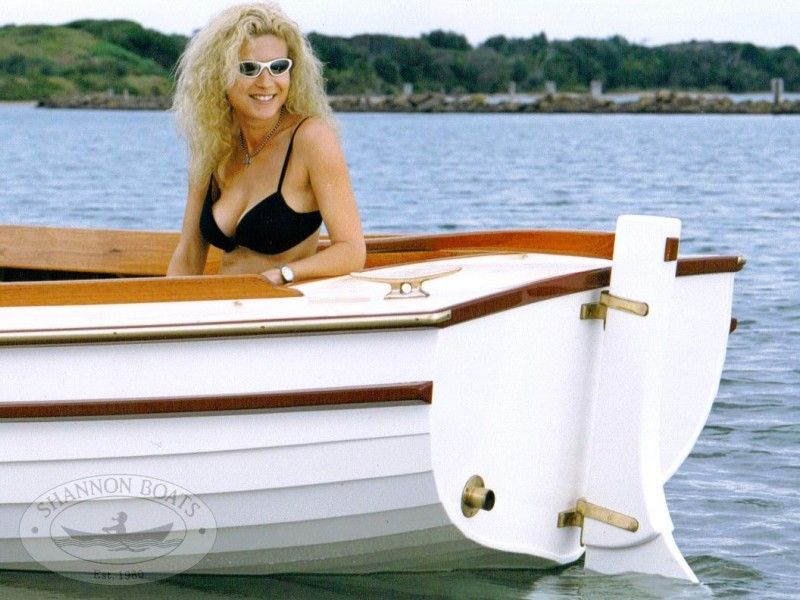 Wooden Boats   Shannon Boats. Boat Builder in Taree. See details ...