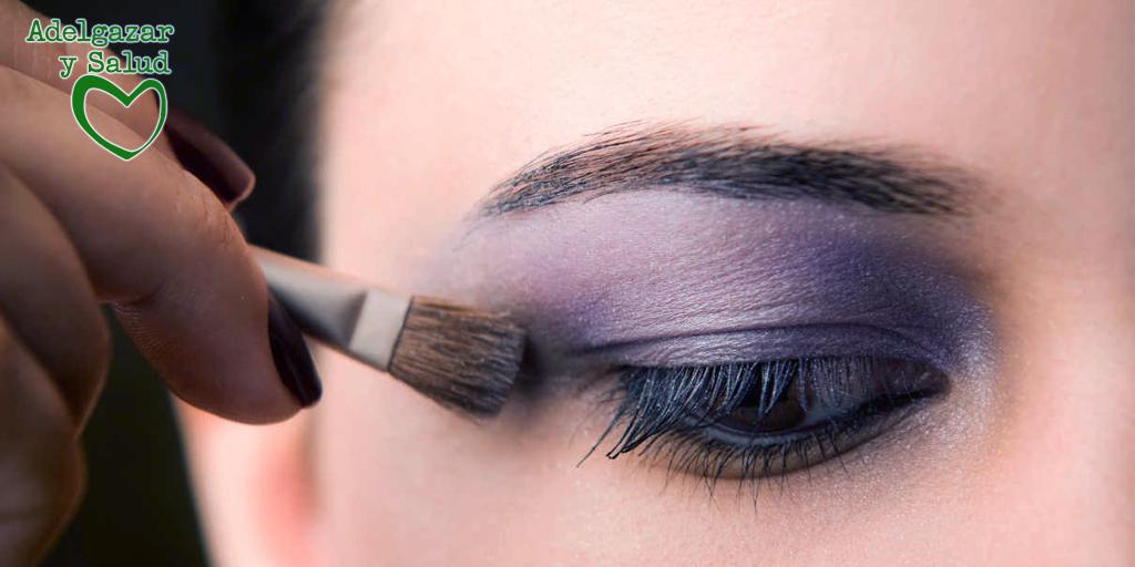 Aprende a maquillarte los ojos en simples pasos #Belleza #Maquillaje #Estética #Tips #Mujer