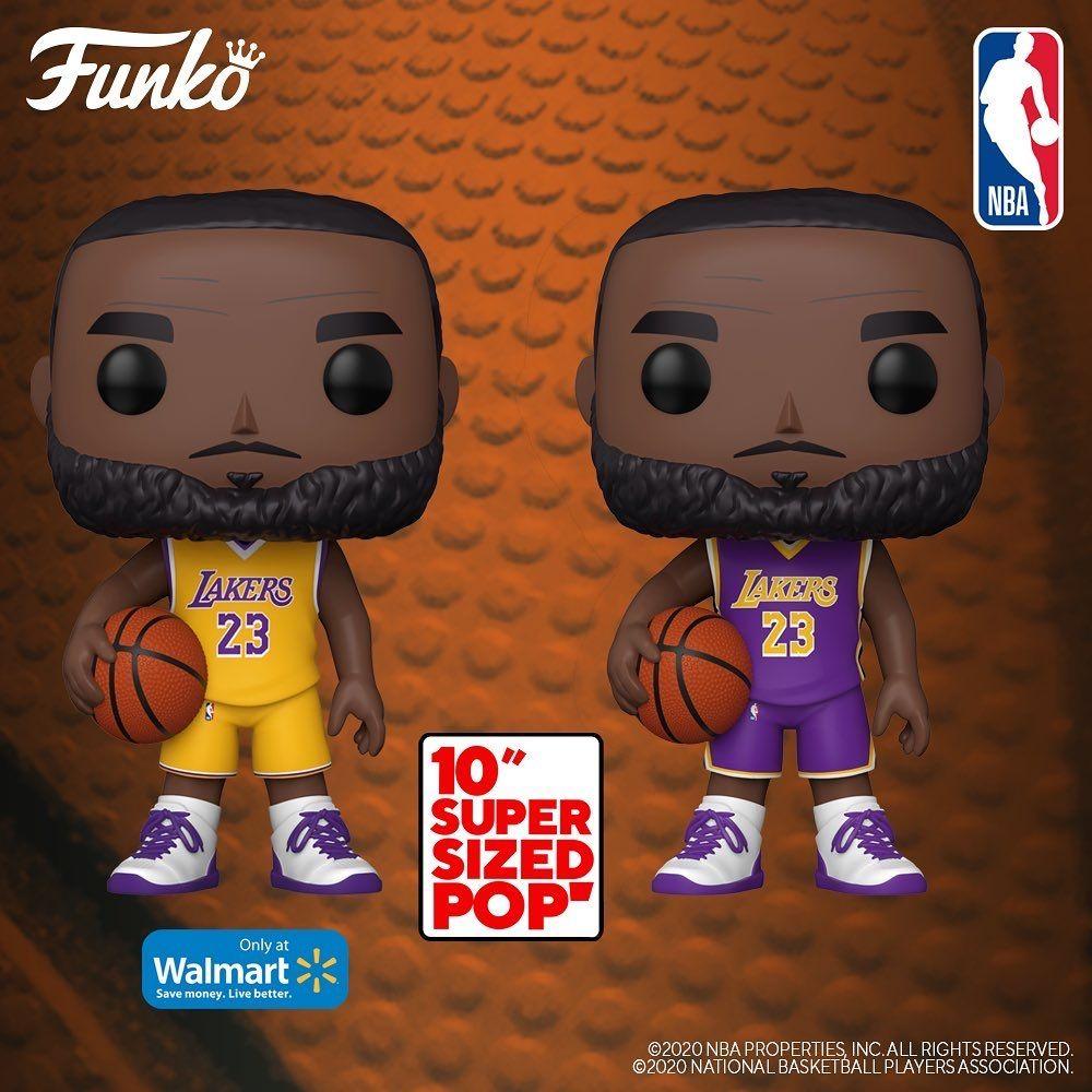 Funko POP! NBA: Lakers - 10