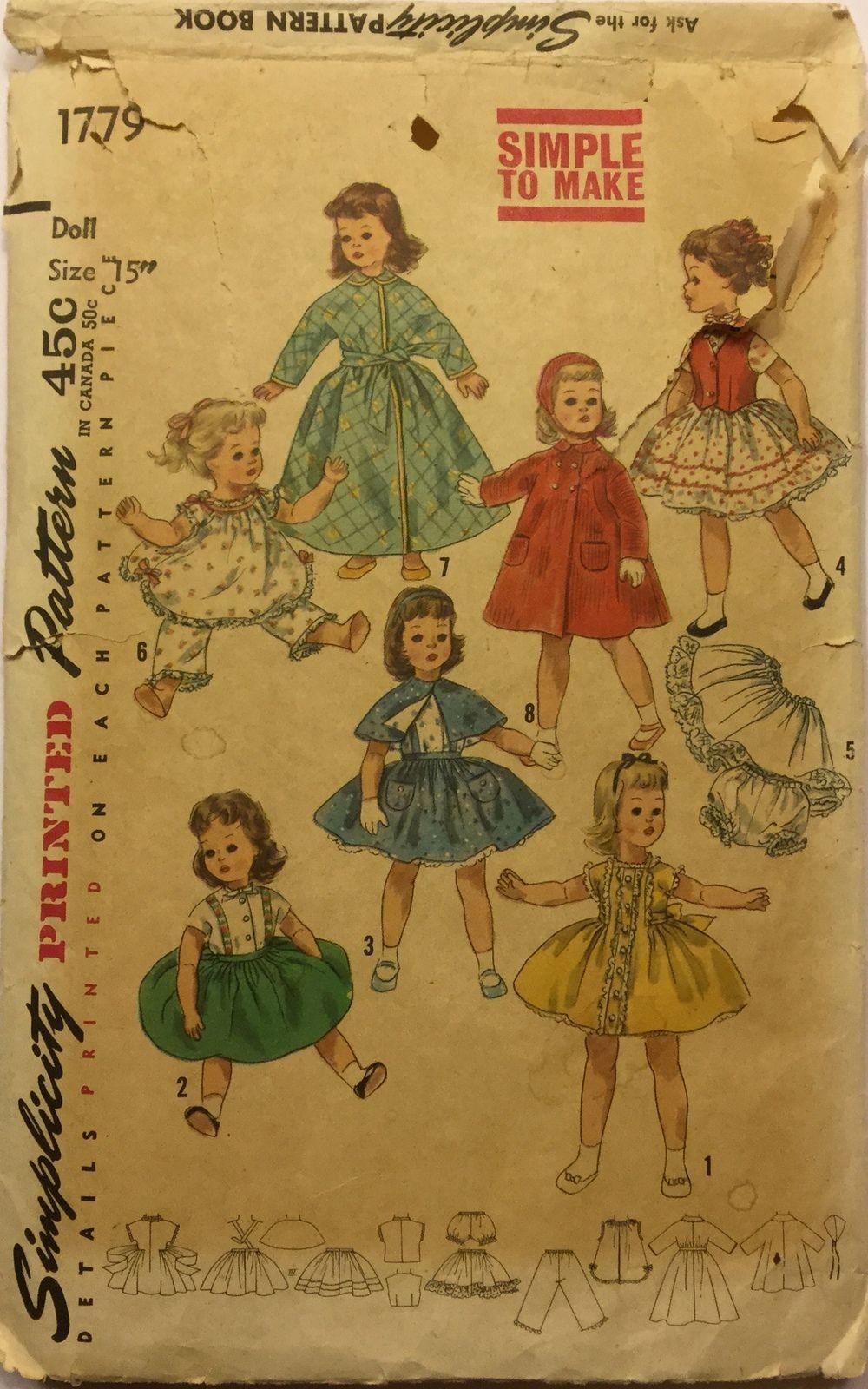Pin von Melinda Smith auf Vintage Fashion Dolls | Pinterest