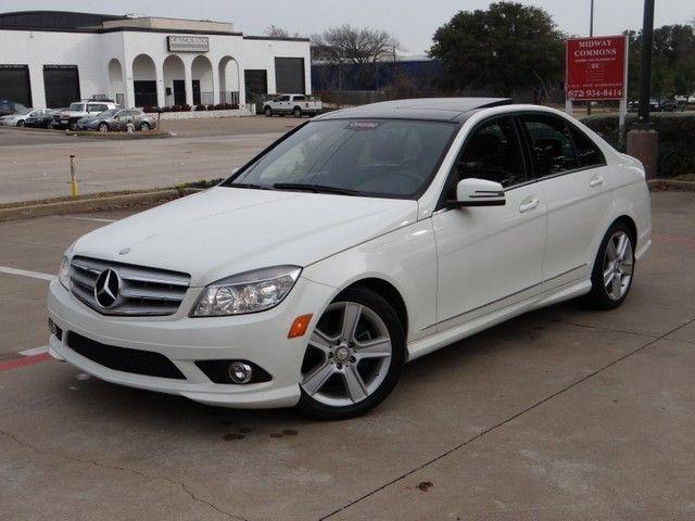 Gallery For Mercedes C300 White Mercedes Benz C300 Mercedes C300 Benz