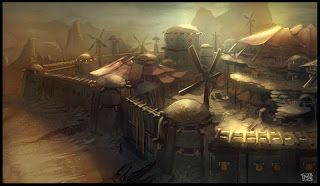 Neimate Games: Novos Cenarios Diablo III- Borderlands
