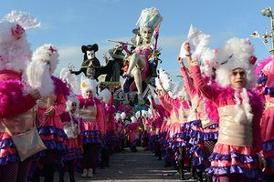 Fantastic floats at the Carnival of Viareggio photo essay