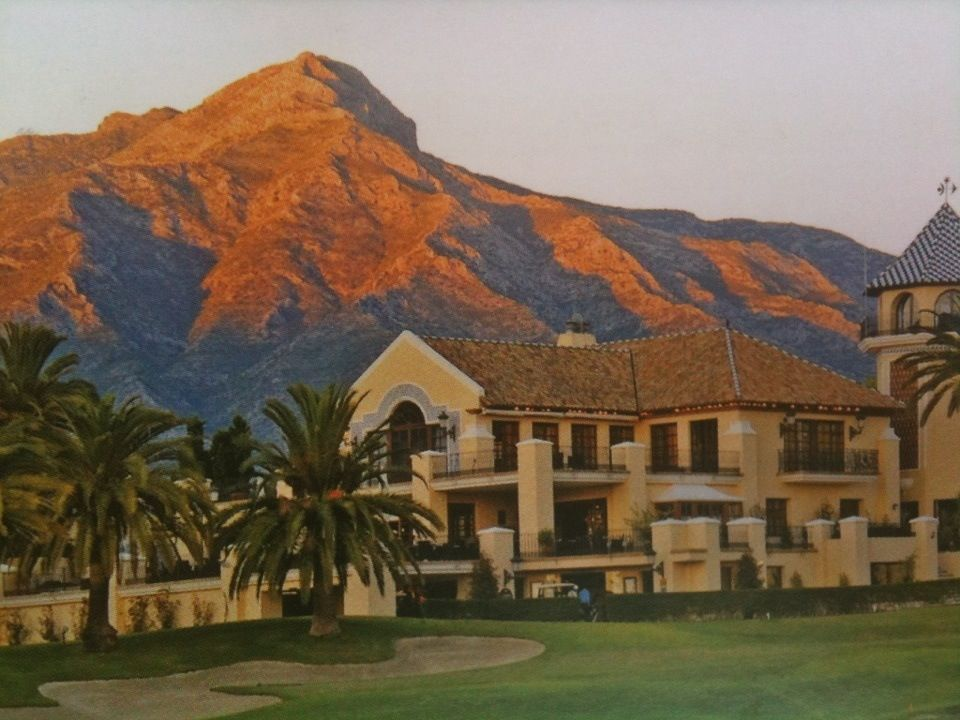 The best city for golf players: Marbella