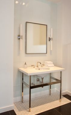 waterworks opus washstand - google search | powder room