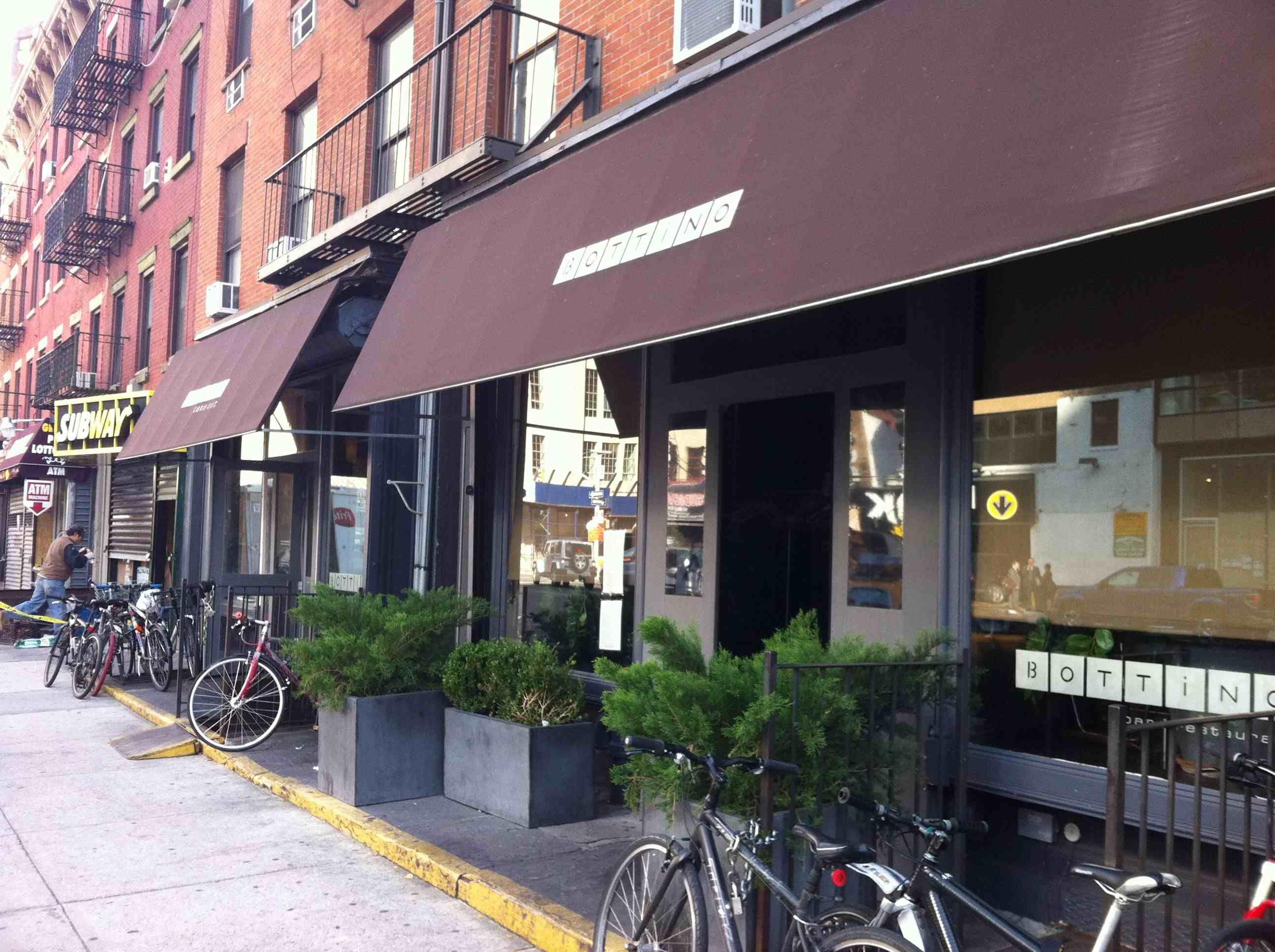 Bottino NYC 246 tenth avenue, Chelsea Great modern Italian ...