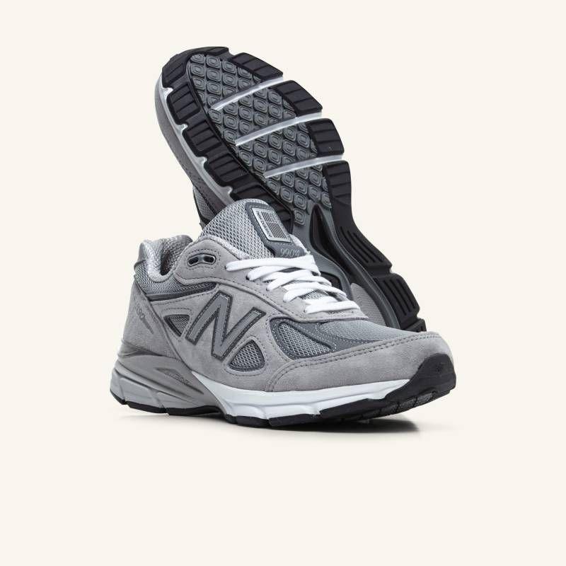 on sale ecd68 43b4b New Balance - W990GL4 Women's Sneakers - cool grey | Shoes ...