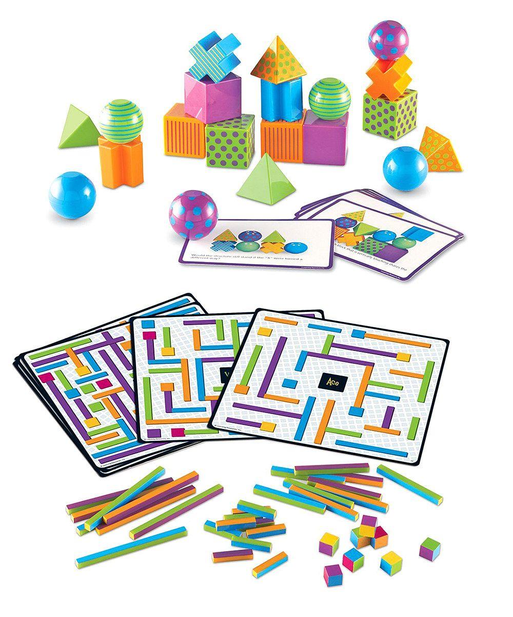 Look at this Mental Blox & Itrax Critical Thinking Game