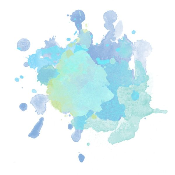 Ink Blue Watercolor Background Abstraktnye Fony Akvarelnyj Fon