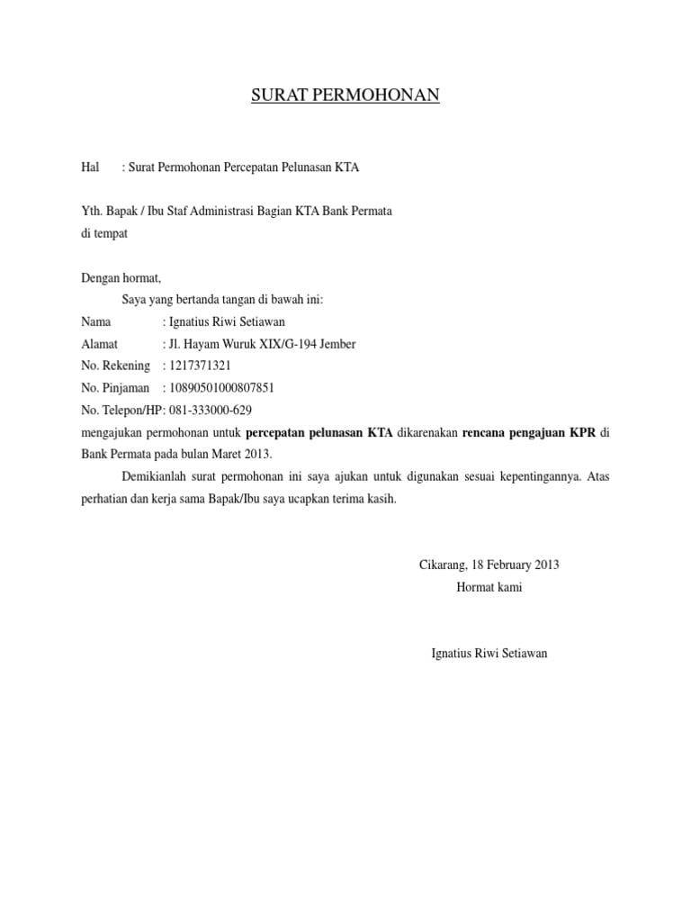 Pin Di Desain Surat