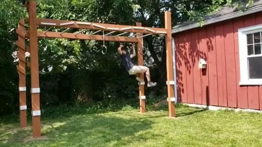 The most functional pact ninja warrior course