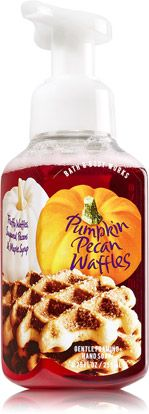 Pumpkin Pecan Waffles Gentle Foaming Hand Soap Soap Sanitizer