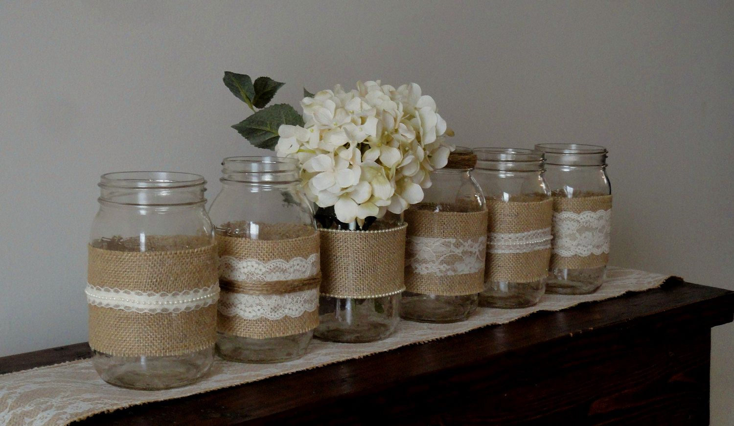 Medium Of Rustic Wedding Decorations
