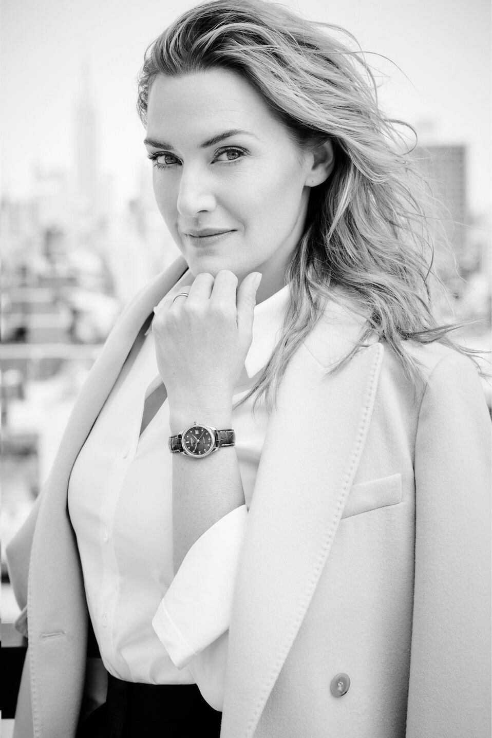 Kate Winslet For Longines 2018 Photographed By Marcel Hartmann Kate Winslet Kate Actresses