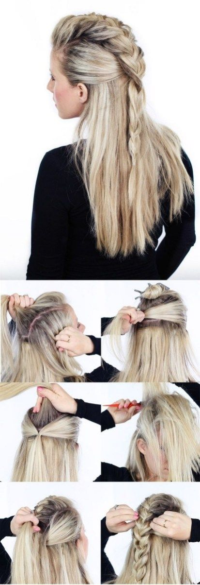 Easy summer hairstyles (57)