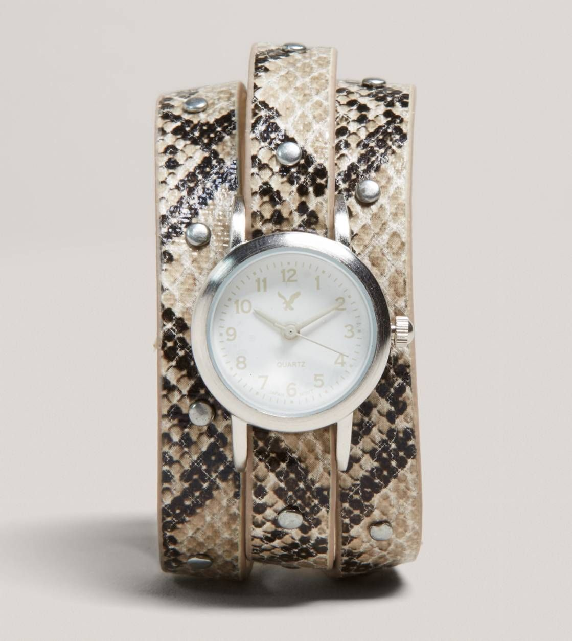 AEO Studded Wrap Watch | American Eagle Outfitters