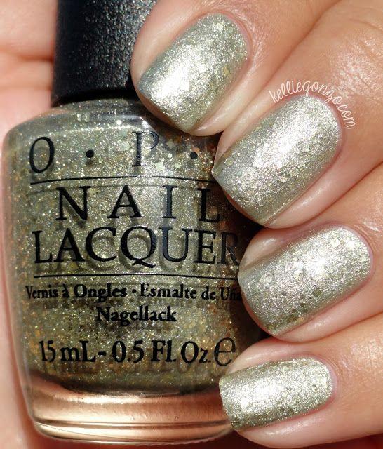 OPI Baroque…But Still Shopping! // www.kelliegonzo.com | my nails ...