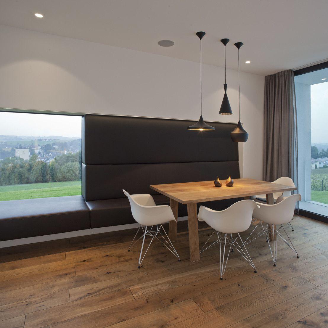 Modernes Traumhaus in kubistischer Form in Österreich