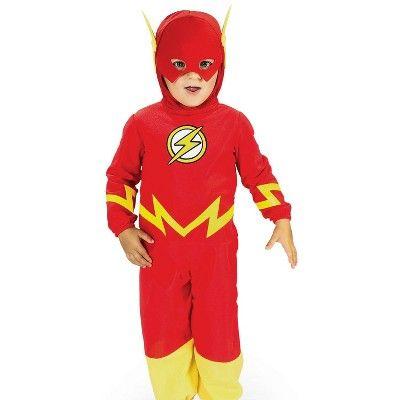 Halloween Boys' Flash Toddler Costume, Boy's, Size: Small ...