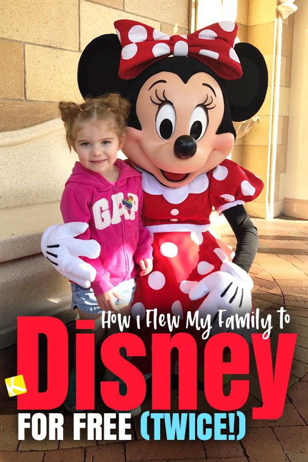 Get the exact process I used to fly my family of four to Disney for free and how you can get free plane tickets from the airlines, too! Use this budget friendly method of getting free flights over and over, whether you decide to travel to Disney or anywhere else in the world. These aren't cheap flights, budget flights, or inexpensive flights- they were totally free! #disneyvacation #flighthacks #travelhacks #flightdeals #budgetvacation