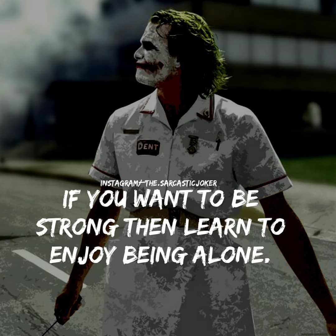 Being Alone Makes You Powerful Need Some Daily Dose Of Motivation