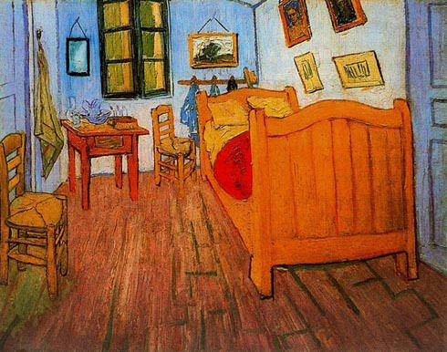 Vincent Van Gogh • \