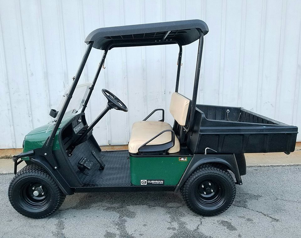 cushman 2014 Cushman Gas Hauler 800 Utility Vehicle