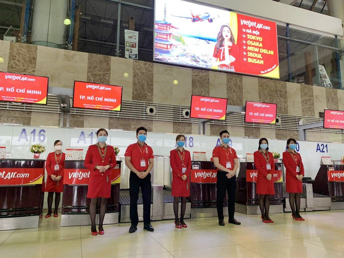 Vietjet Adds 8 New Domestic Routes for Malaysians to get