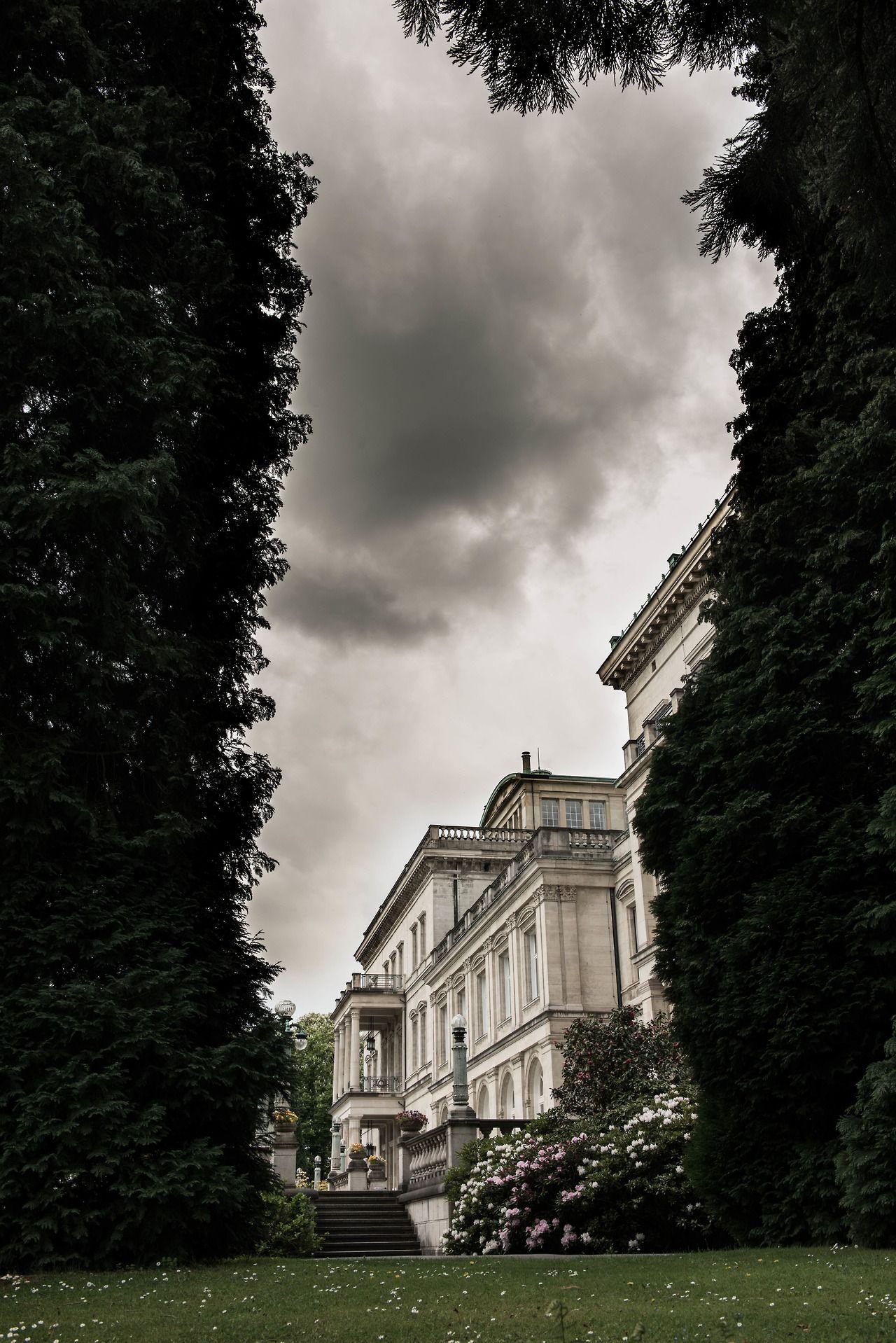 Villa Hügel in Essen, Germany Villa hügel, Stadt essen