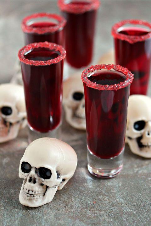 20 Hauntingly Good Halloween Cocktails Halloween